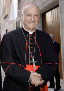 Cardenal Agustín García-Gasco Fundación Ad Gentes Valencia