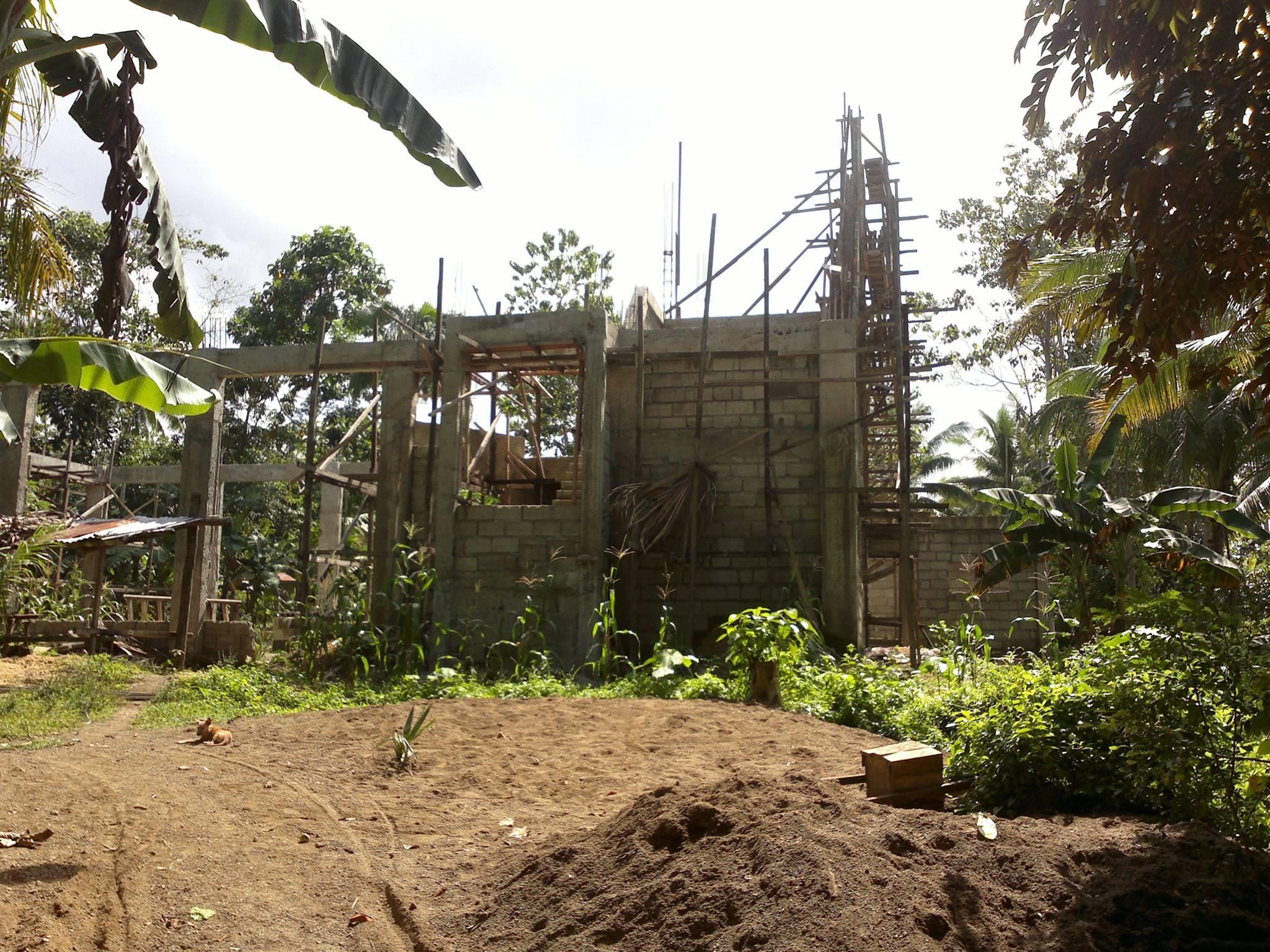 Construcci n de casa de formaci n en bohol filipinas for Oficina 2038 bankia