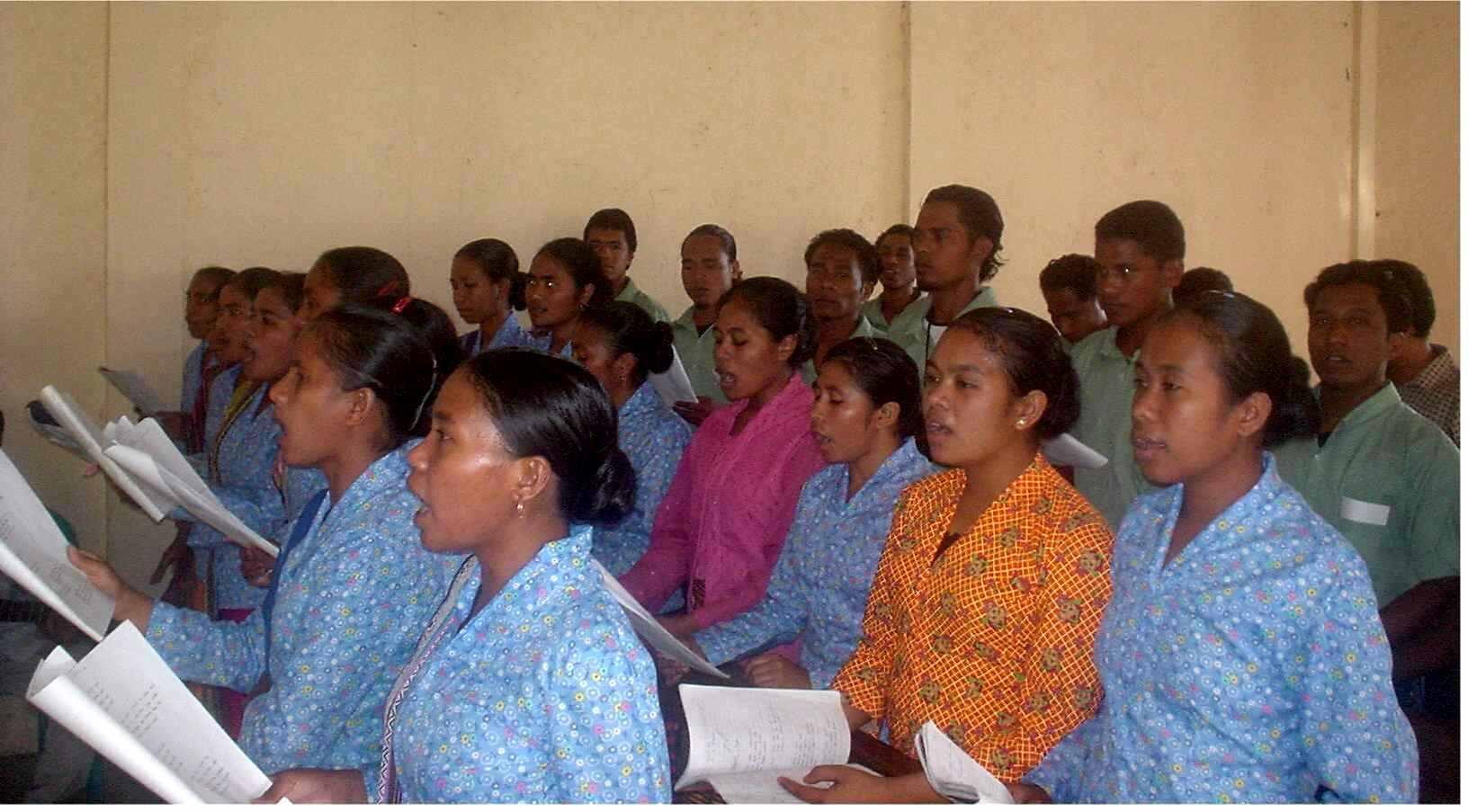 Ad Gentes colabora con otras Iglesias diocesanas en países necesitados