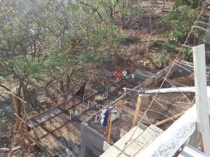 Construcción Salón Parroquial 001