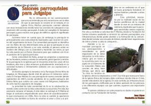 Salones parroquiales para Juigalpa